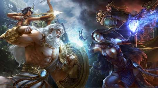 Smite - Trailer Cinematográfico 'Battleground of the Gods'