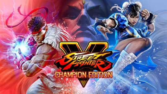 Street Fighter V (Champion Edition) Live Stream