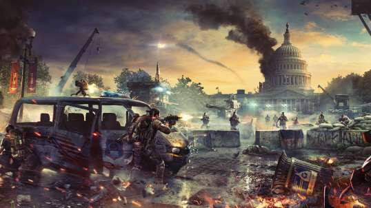 Tom Clancy's The Division 2 - Live Stream