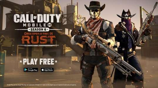 Call of Duty®: Mobile - Official Once Upon a Time in Rust Trailer