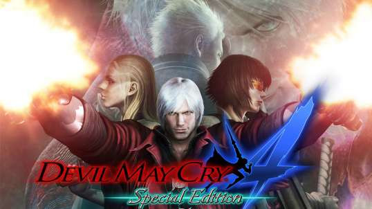 Devil May Cry 4 Special Edition trailer