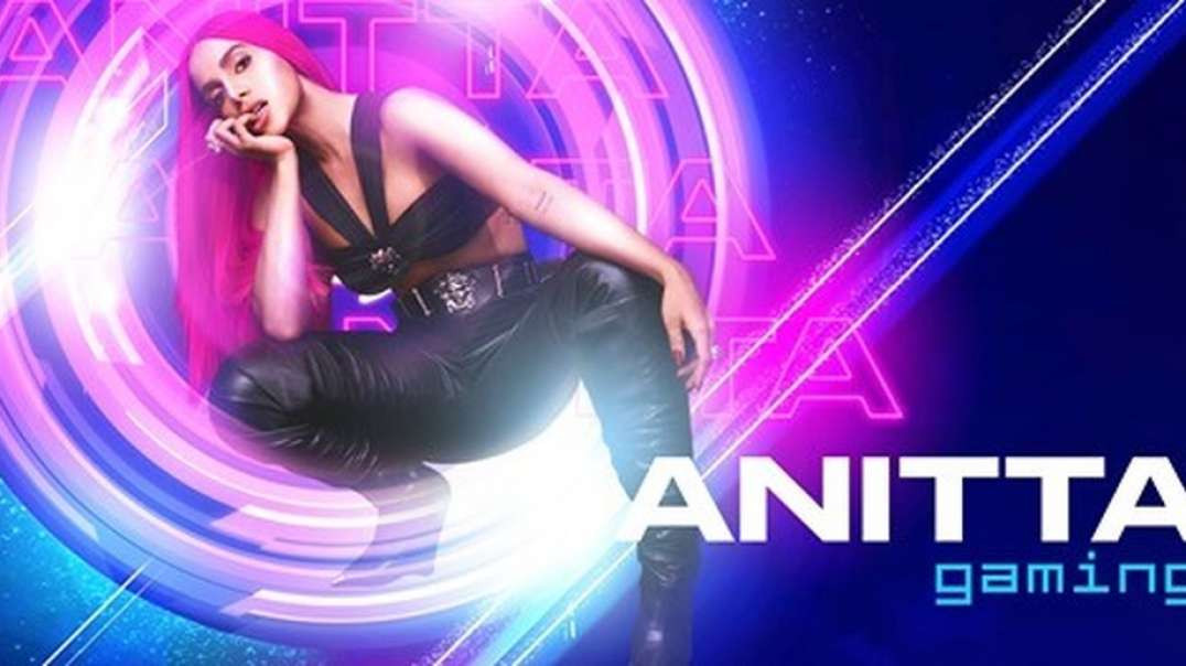 Anitta feat. Samira Close (AO VIVO): A era gamer chega para todos!